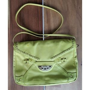 SAM EDELMAN Green Purse